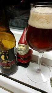 En ok øl, der ikke for alvor imponerer. Den smager fint, men også uden at stikke ud på nogen måde.
