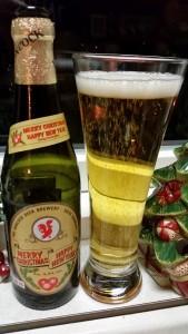 En lys undergæret øl, der ikke gør meget væsen af sig. Ved dog fra tidligere år, at den gør det ganske fint til en sild med karrysalat.